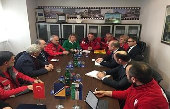 Bosna Hersek'teki çalışmalarımızı artıracağız