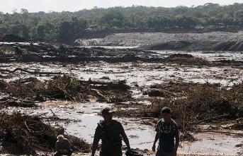 Brezilya'da maden atık barajı çöktü: 200 kişiden haber alınamıyor