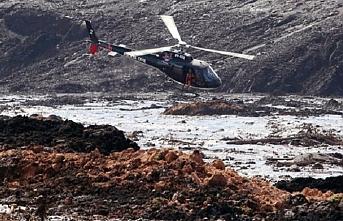 Brezilya'da çöken barajda 58 ölü, 305 kayıp