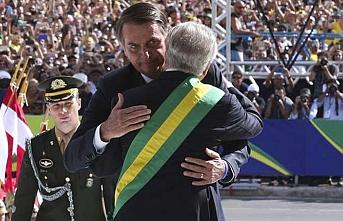 Brezilya'da ABD üssü için kapı aralandı