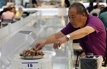 Çin'de aşçıları yapay zeka denetliyor