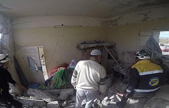Esed rejiminden İdlib'e saldırı: 11 ölü