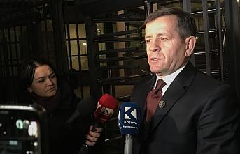 Eski UÇK komutanı Rüstem Mustafa Lahey'de sorgulandı