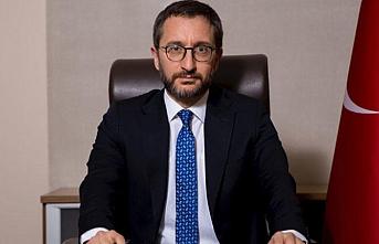 Fahrettin Altun'dan Münbiç açıklaması