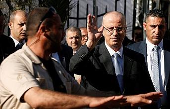 Filistin Başbakanı istifasını sundu