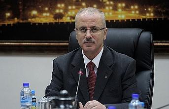 Filistin Başbakanı yetkilerini Abbas'a bıraktı
