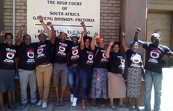 Güney Afrika'da yerel halkın izni olmadan maden kurulamayacak