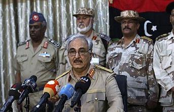 Hafter'in askerlerinden Libya'nın güneyine operasyon