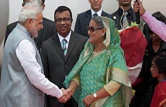 Hasina'nın zaferi Hindistan için iyi haber