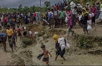 Hindistan Arakanlı mültecileri zulme geri yolladı