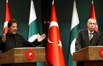 İmran Han'ın Türkiye ziyaretinden ekonomik partnerlik beklentisi