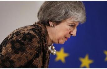 Anlaşmasız Brexit parlamentoda reddedildi