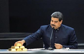 """""""İngiltere Venezuela'nın altınlarını vermiyor"""" iddiası"""