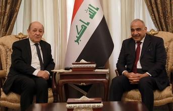Irak Başbakanı'ndan 'Bağdat ve Paris kardeş kent olsun' önerisi