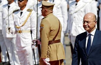Irak Cumhurbaşkanı yarın Türkiye'de