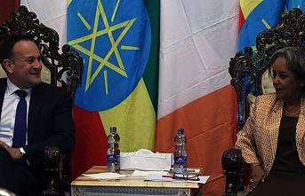 İrlanda başbakanı Etiyopya'daki misyonlarını ziyaret ediyor