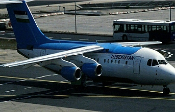 İslam Kerimov'un uçağı satıldı