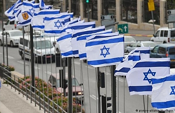 İsrail Dışişleri'nde gaz bombası patladı