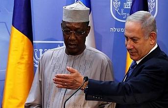 İsrail ve Çad, diplomatik ilişkilere 47 yıl sonra yeniden başladı