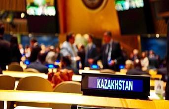 Kazakistan'ın BMGK üyeliği sona erdi