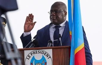 KDC'nin yeni cumhurbaşkanı göreve başladı