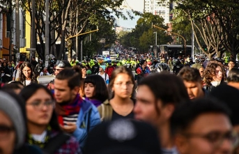 Kolombiya'da öğrenciler yeniden sokağa inecek