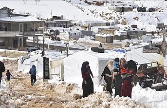 Lübnan'da Suriyeli sığınmacılar için 'acil durum' ilan edildi