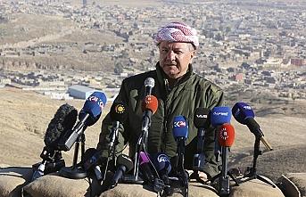 Mesut Barzani uyardı: DEAŞ bitmedi