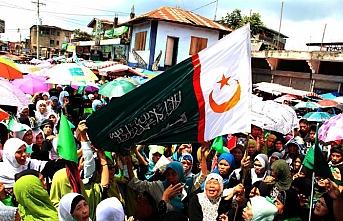 Moro Müslümanları önemli bir zafer kazandı