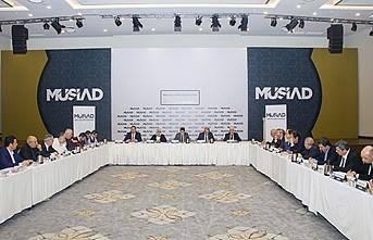 MÜSİAD medya sektörünü masaya yatırdı