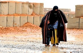 Ölüm kampı denilen Rukban Kampı'nda yaşam mücadelesi