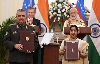 Orta Asya-Hindistan ilişkileri Semerkant'ta masaya yatırıldı