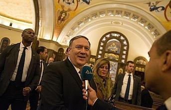 'Orta Doğu Stratejik İttifakı'nı kurmaya çalışıyoruz'