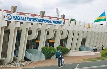 Ruanda ve İsrail ilk doğrudan uçuşu başlattı