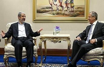 """Rusya'daki """"Filistin"""" toplantısı için Hamas'a davet"""