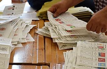 Seçime katılacak partiler açıklandı
