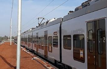 Senegal'in tek aktif demir yolu hattında Türk imzası