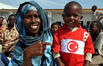 Somali'nin en büyük yardımcısı Türkiye