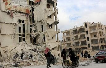 Suriyeli muhaliflerden BMGK'ye 'sivillerin korunması' çağrısı