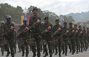 Venezuela'da ayaklanma çağrısı yapan askerler yakalandı