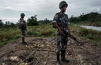 14  Arakanlı Malezya'ya varamadan yakalandı