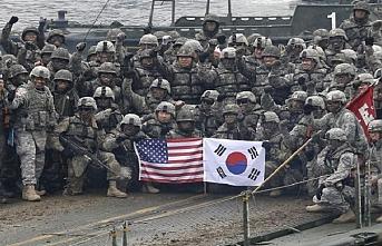 ABD ve Güney Kore askerlerin maliyetleri konusunda anlaştı
