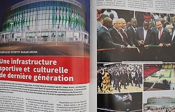 Africa Industrie dergisi Türkiye-Senegal iş birliğini yazdı