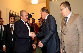 AK Partili Şentop TBMM'nin yeni başkanı oldu