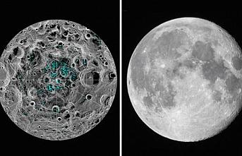 Ay'da su üretmenin formülü bulundu
