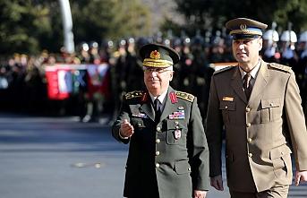 Bosna Hersek Genelkurmay Başkanı Ankara'da