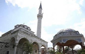 """""""Bosna'nın İncisi"""" Camiinin açılışına sayılı günler"""