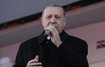 Erdoğan: 31 Mart muhalefette bir değişimin müjdecisi olacak