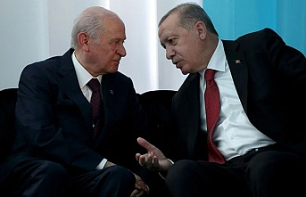 Erdoğan, MHP Genel Başkanı Bahçeli ile görüşecek