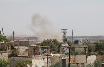 Esed rejiminden İdlib'e saldırı : 2 ölü